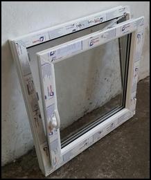 Fenster kunststofffenster wohnraumfenster 1flg for Fenster 800x800